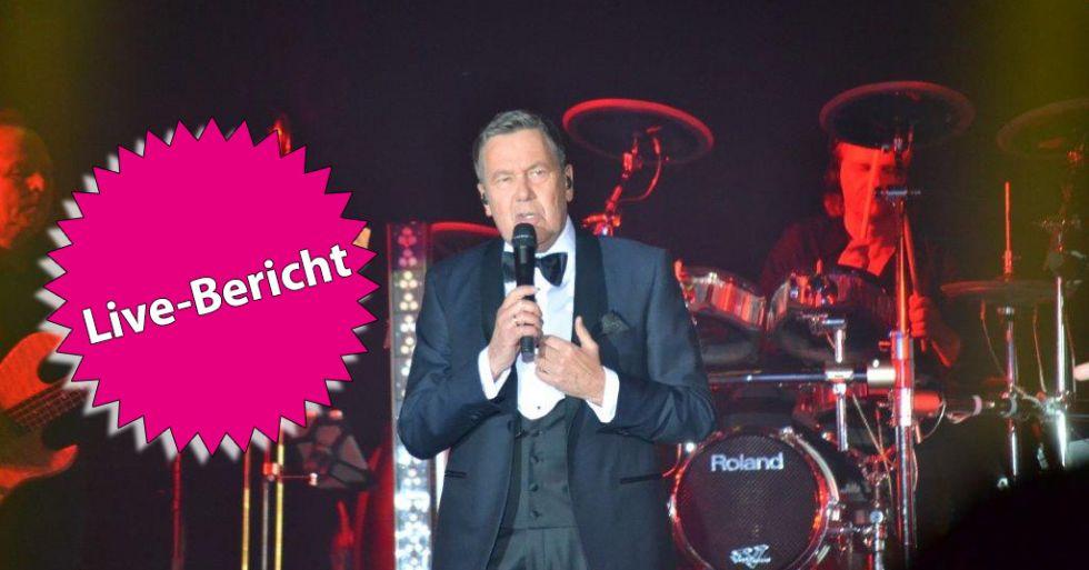 Seelenbahnen Die Tournee 2015 mit Roland Kaiser & Band ...