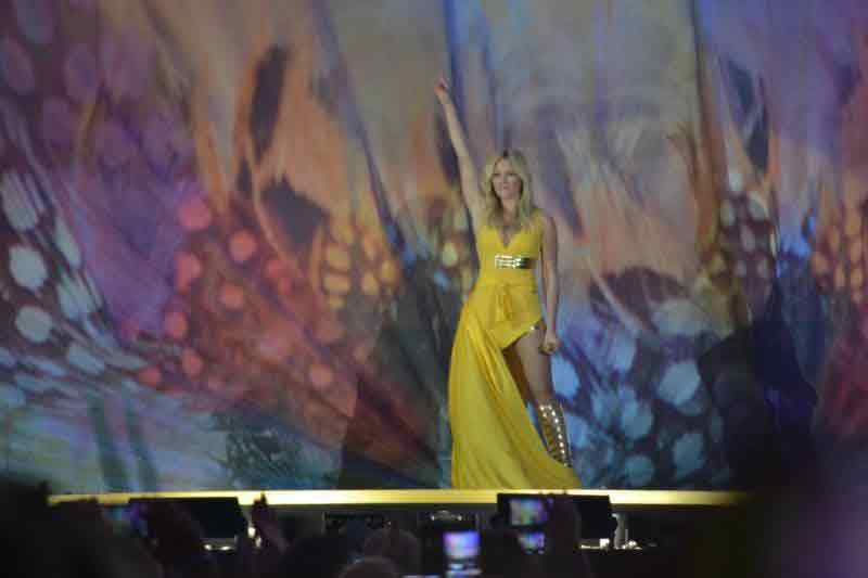 Helene Fischer Singt In Deutschen Wohnzimmern Schlagerde