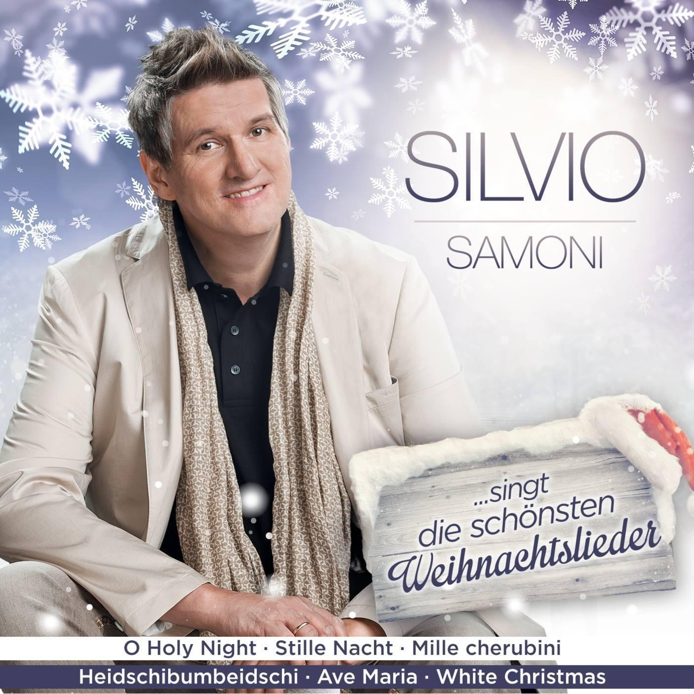 silvio samoni singt die sch nsten weihnachtslieder. Black Bedroom Furniture Sets. Home Design Ideas
