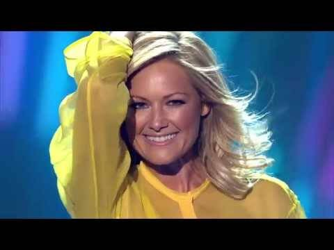 Helene Fischer mit Atemlos durch die Nacht