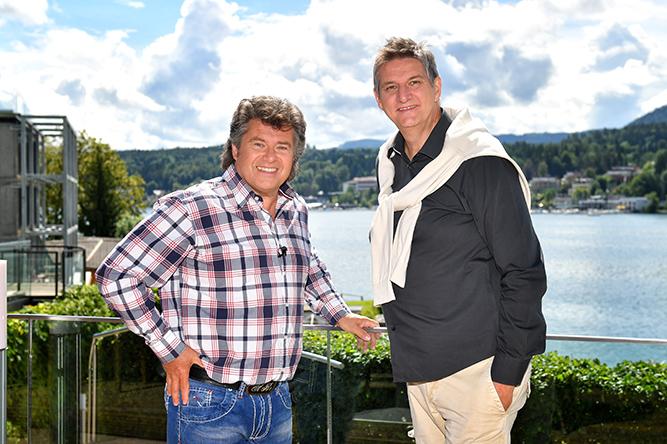 Bildergebnis für melodie Tv andy borg und Silvio samoni