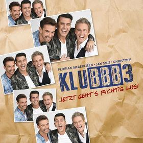Wir verlosen 3 Alben von KLUBBB3