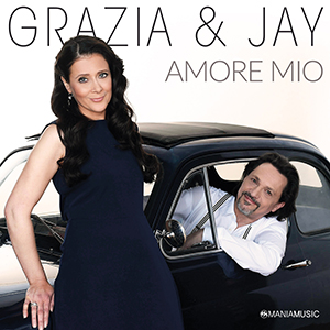 "Das Cover der Single ""Amore Mio"""