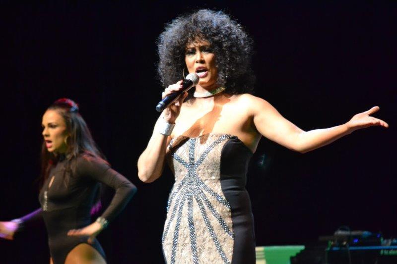 The Whitney Houston Show Einfach Grandios Schlagerde