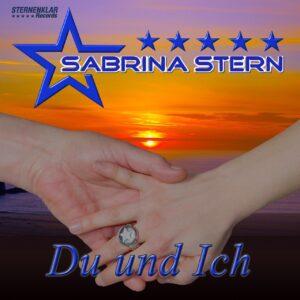 """Singlecover """"Du und Ich"""" von Sabrina Stern"""