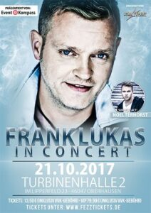 Frank Lukas in Concert
