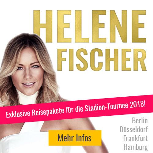 Helene Fischer LIVE erleben