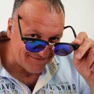Vater der FaceDisco: DJ Peter Henninger
