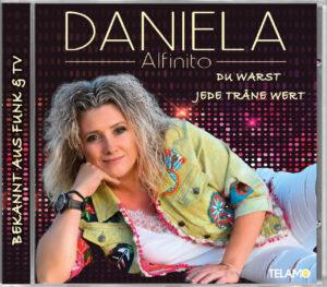 Daniela Alfinito Cover