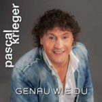 "CD-Cover Pascal Krieger ""Genau wie du"""