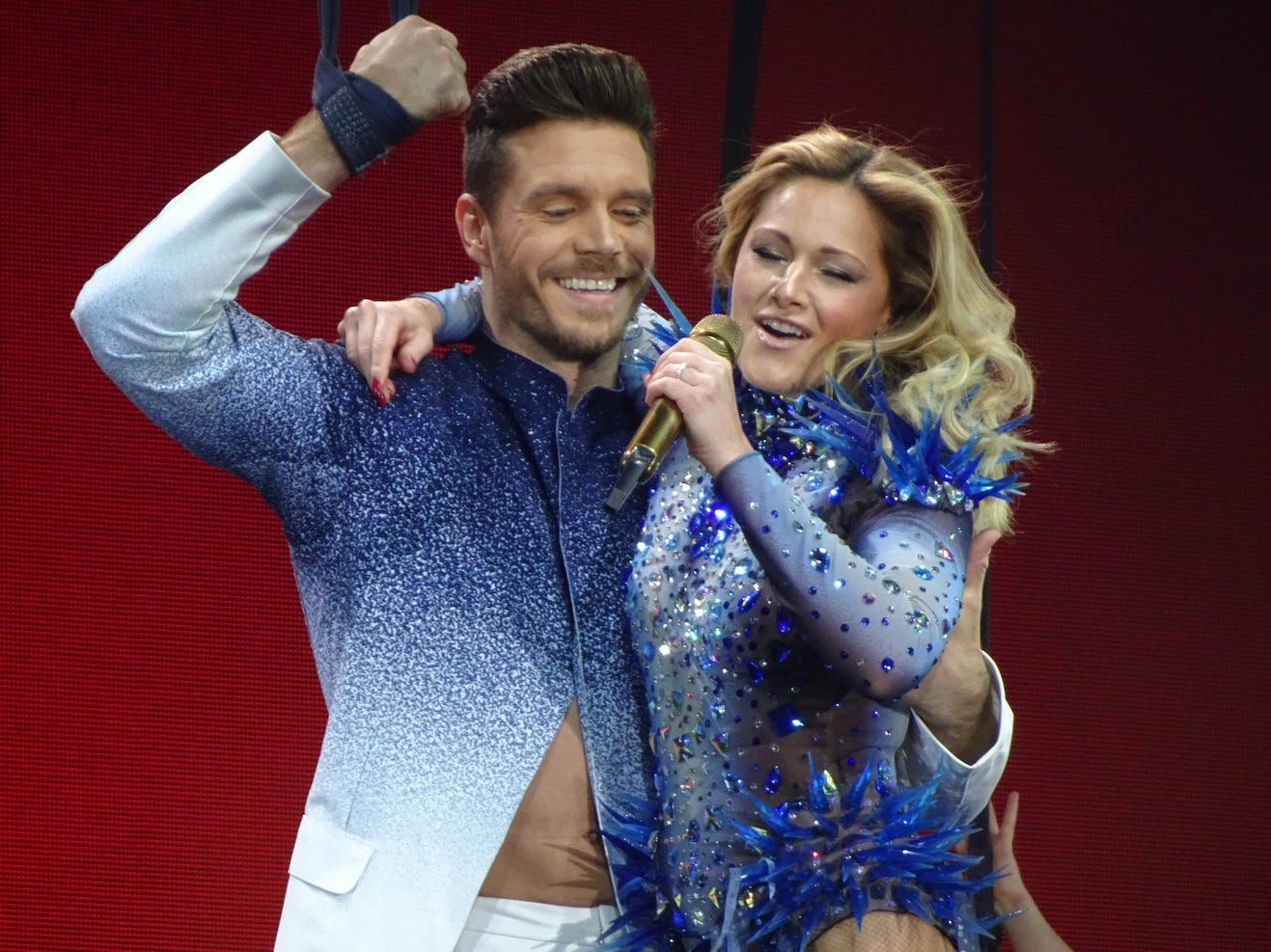 Helene Fischer Can Her Love Win The Fight