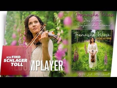 """Franziska Wiese """"Sinfonie der Träume"""" [ALBUM PLAYER]"""