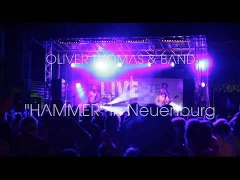 OLIVER THOMAS & BAND // HAMMER // DER TOUR-HIT 2016