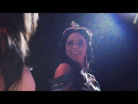 Vanessa Mai als sexy Prinzessin