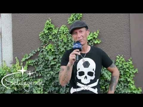 Jürgen Peter grüßt die Leser von Schlager.de