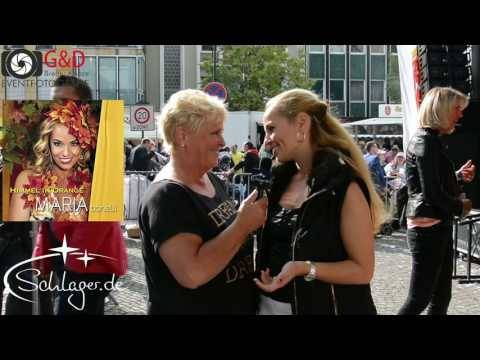 MARIA BONELLI  im Interview am 18.09.2016