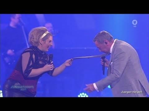 """Roland Kaiser & Maite Kelly – """"Warum hast du nicht nein gesagt"""" (SCHLAGERBOOOM 2017)"""