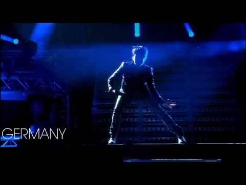 NENA | Nur geträumt [Official Video] [Live 2010]