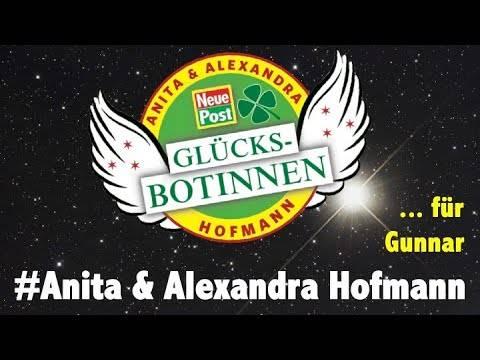 Anita & Alexandra Hofmann GLÜCKSBOTINNEN – Gunnar Kröpelin