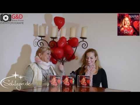 """Maria Bonelli – Talk zur brandneuen Single """"SEXY"""" am 19.02.2017 mit GEWINNSPIEL"""