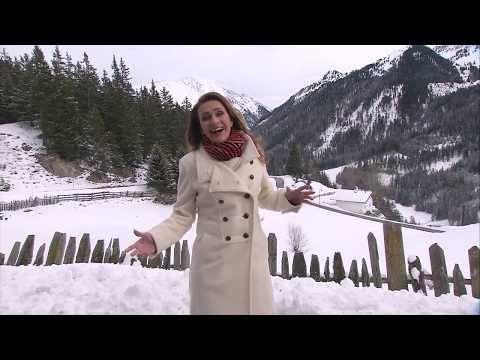 Géraldine Olivier – Weißer Winterwald (Winter Wonderland) Offizielles Musikvideo