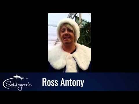 Fröhliche Weihnachtsgrüße von Ross Antony | Schlager.de