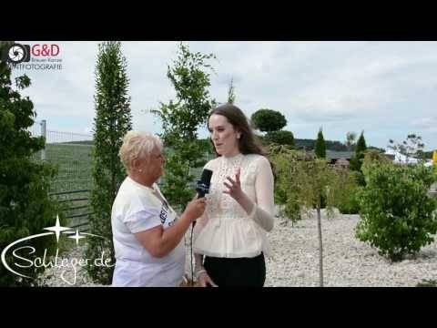 Lisa Marie Interview mit Schlager.de bei der Schlagernacht in Weiß