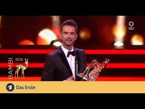Florian Silbereisen bekommt Bambi Fernsehen | Bambi 2016 | ARD