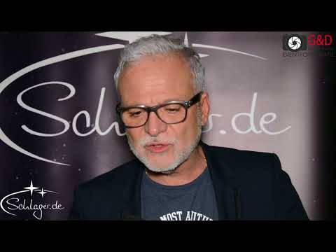 Nino de Angelo im Kurztalk mit Schlager.de am 04.11.2017