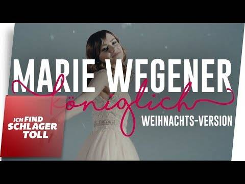 Marie Wegener – Königlich (Weihnachtsversion) (Offizielles Lyric Video)
