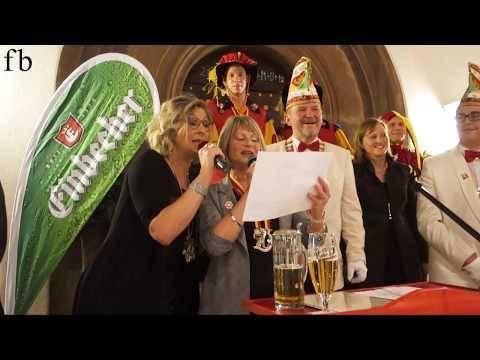 Einbecker Bierorden für Claudia Jung