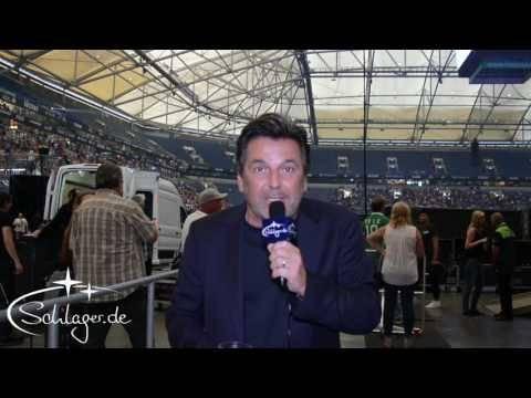 Thomas Anders grüsst Schlager.de