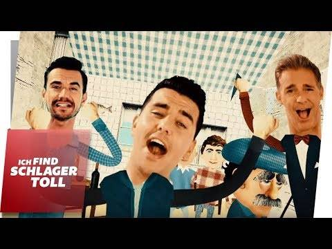 KLUBBB3 – Das Leben tanzt Sirtaki (Offizielles Video)