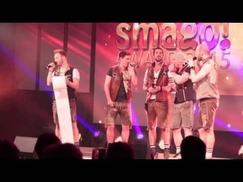 "Preisverleihung ""SchlagerStar2015"" an Ross Antony | Schlager.de"