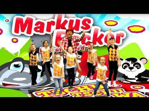 Markus Becker – Tschu Tschu Wa (Official Video)