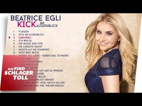 Beatrice Egli – Karussell (Albumplayer)