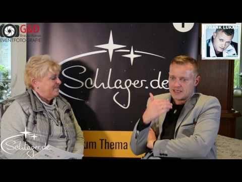 Frank Lukas Exklusivinterview mit Schlager.de 22.04.2017