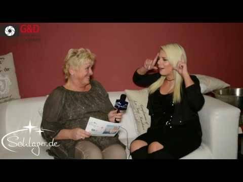 Jenny Frankhauser Interview 04.11.2016 im Tanzlokal Nina, Köln