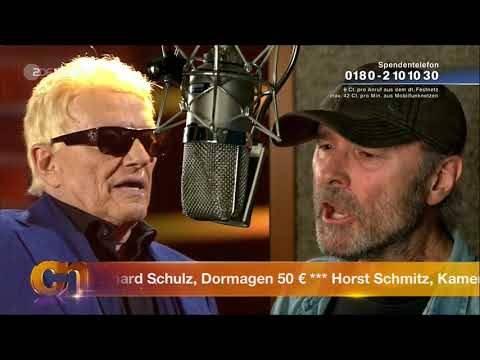 """Heino und Wolfgang Petry – Ich atme (TV-Show """"Wilkommen bei Carmen Nebel"""")"""
