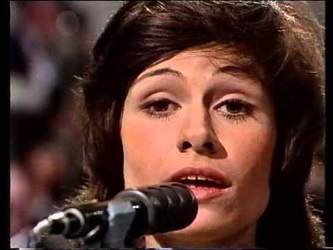 Mary Roos - Nur die Liebe läßt uns leben - Eurovisión 1972