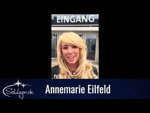 Annemarie Eilfeld grüßt die Fans von Schlager.de