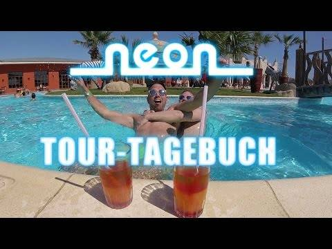 Neon – TourTagebuch (Folge 28) | PYRAMIDEN | Backstage, Live und ungeschminkt