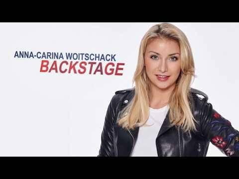 Anna-Carina Woitschack – Backstage | Interviewreihe auf Schlager.de | Folge 3