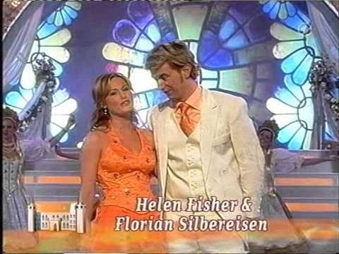 Erster TV-Auftritt von Helene Fischer
