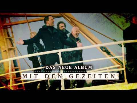 """SANTIANO – Das neue Album """"Mit den Gezeiten"""" ist ab sofort überall erhältlich! [TV Ad]"""