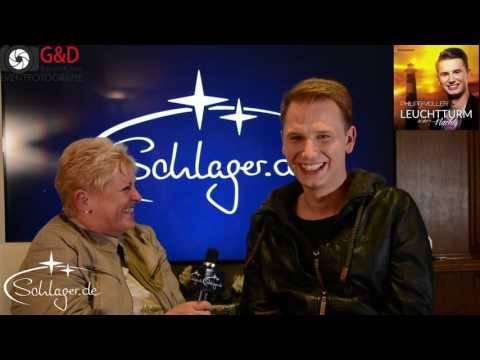 """Philipp Müller Talk zum neuen Song """"Leuchtturm in der Nacht """" 07.05.2017"""
