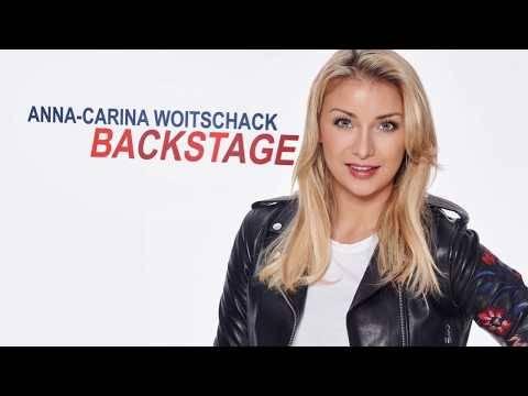 Anna-Carina Woitschack – BACKSTAGE | Interviewreihe auf Schlager.de | Folge 2